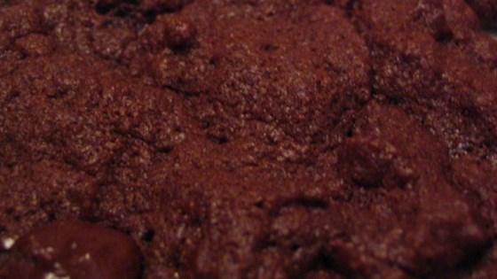 Very Chocolate Cookies