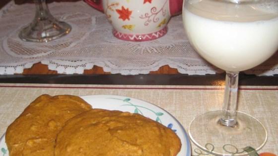 Pumpkin Cookies II