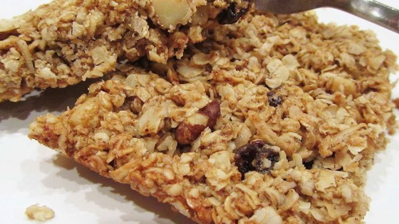 Crispy Baked Oatmeal