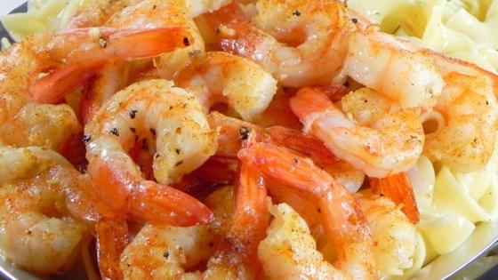 Sexy Shrimp Scampi