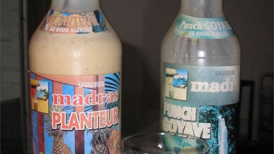 Trinidad's Ponche-de-Creme (Punch with Cream)
