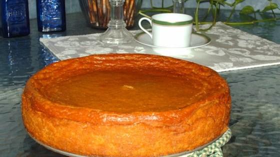 Impossible Pumpkin Pie II