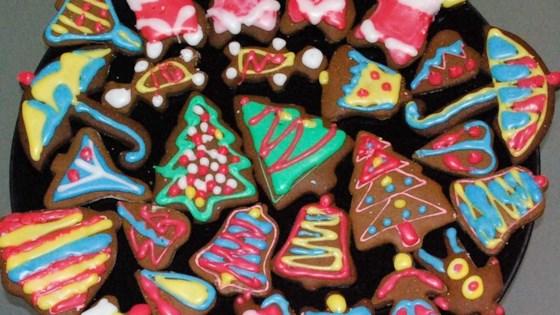 Gingerbread Cookies I