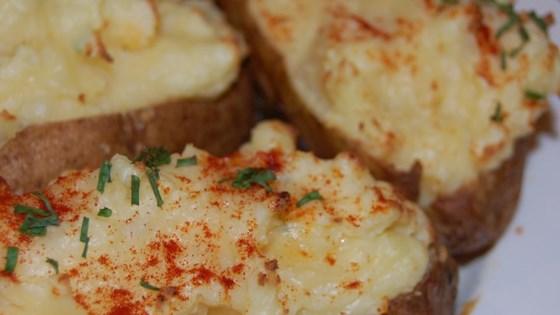 Great Twice Baked Potatoes