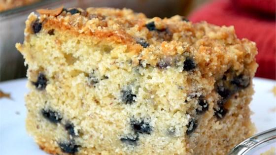 Blueberry Buttermilk Coffeecake Recipe - Allrecipes.com