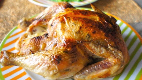 Succulent Roast Chicken