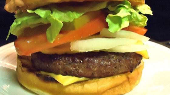 Brontosaurus Burgers