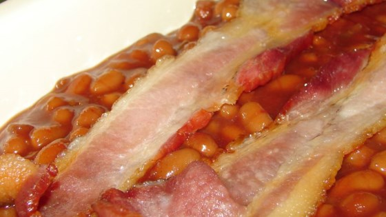 Bacon Baked Beans Recipe - Allrecipes.com