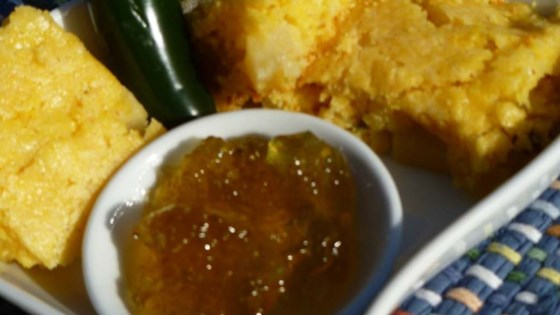 Hot and Sweet Cornbread
