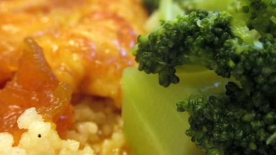 Orange Curried Chicken