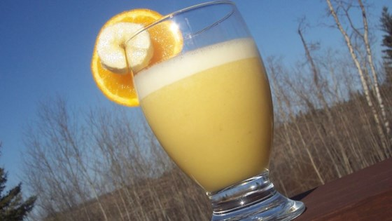 Orange Cream Drink