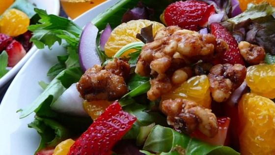 Strawberry and Mandarin Salad