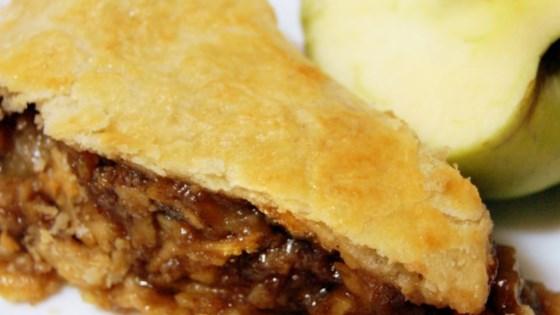 Caramel Apple Pie II