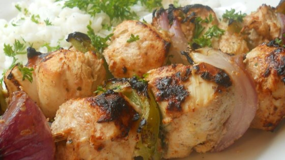 Shish Tawook Grilled Chicken