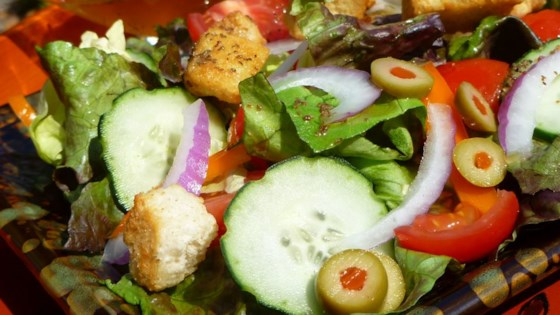 Tangy Salad Dressing