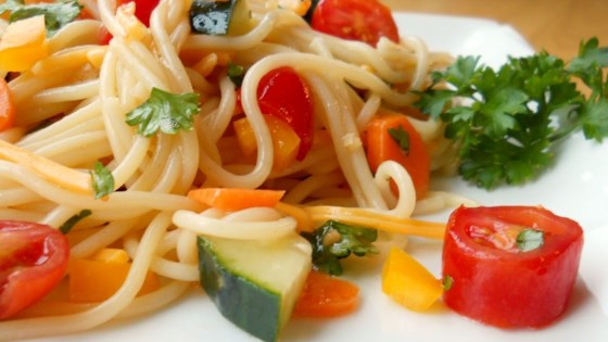 Spaghetti Salad III