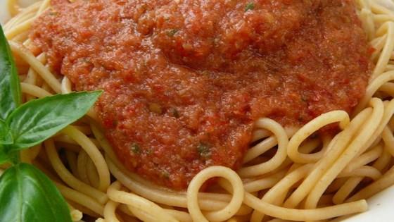 Cold Spaghetti