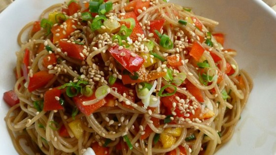 Sesame Noodle Salad Recipe - Allrecipes.com