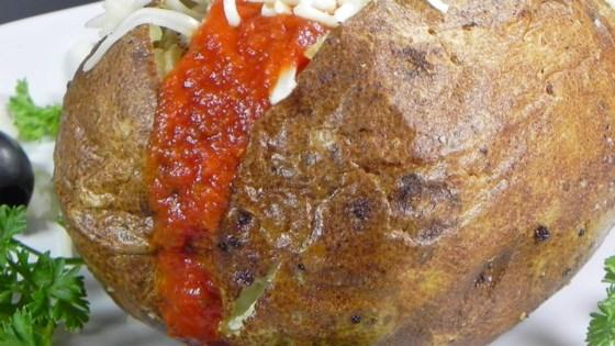 Kitchenless Pizza-Tato