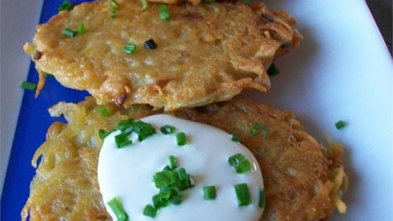 Potato Latkes I