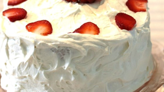 Strawberry Dream Cake I