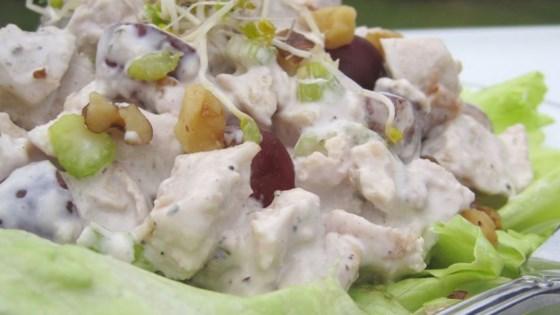 Sleepy Hollow Chicken Salad Supreme