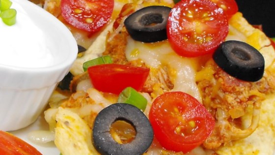 Restaurant Style Chicken Nachos Recipe - Allrecipes.com