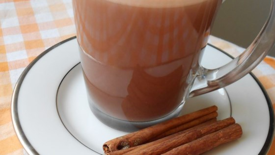 Indian Chai Hot Chocolate