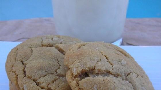 Peanuttiest Peanut Butter Cookies