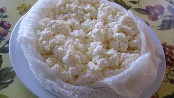 Homemade Fresh Cheese
