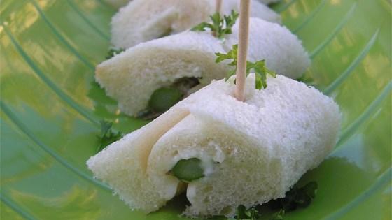 Asparagus Sandwiches