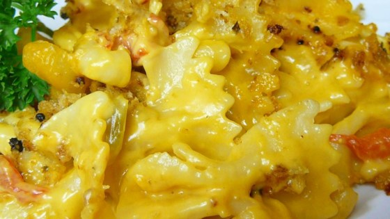Bee's Mac and Cheese Bake