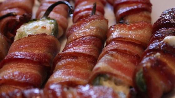 Grilled Bacon Jalapeno Wraps