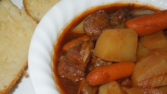 Beef and Irish Stout Stew