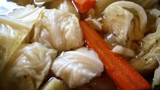 Classic Irish Boiled Dinner