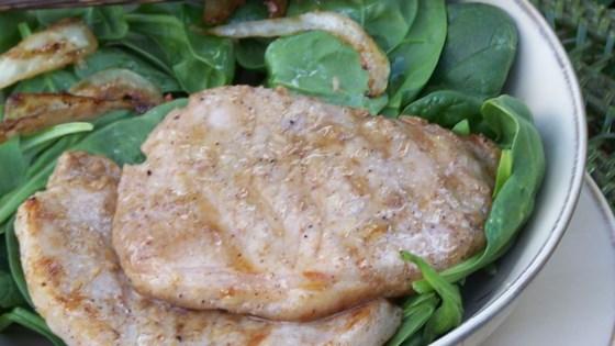 Vietnamese/Chinese Pork Chops