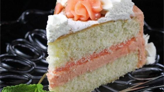 Fresh Grapefruit Cake