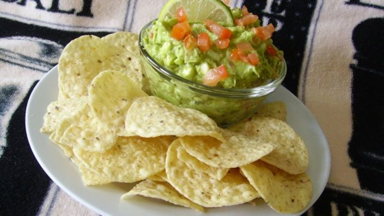 Zilla's Guacamole (THE BEST)