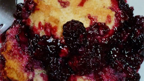 Blackberry Cobbler II