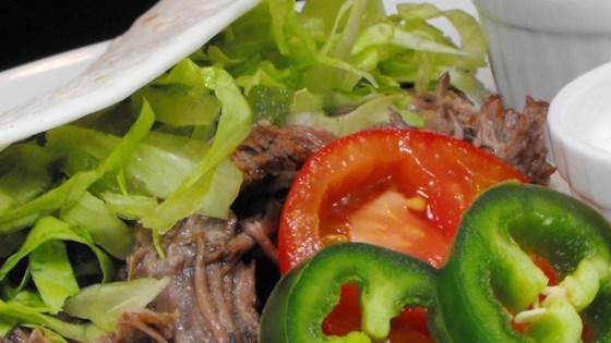 Big Ben's Beef Machaca