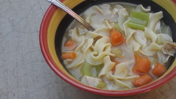 Regular Chicken Soup