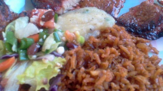 Jennifer Kaye's Spanish Rice