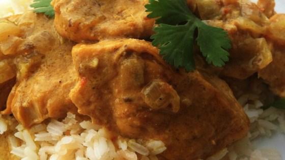 Coconut Chicken Stir Fry