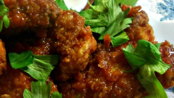 Lubed-Up Hot Wings