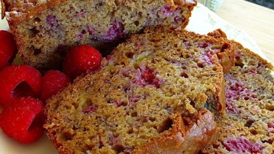 Raspberry Banana Bread Recipe - Allrecipes.com