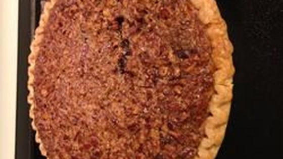 Chocolate Pecan Pie I