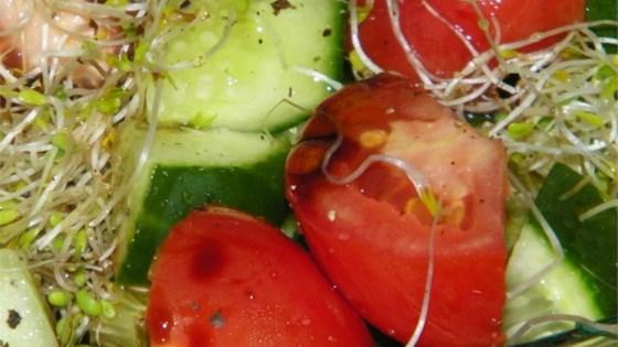 Quick Rocket Salad