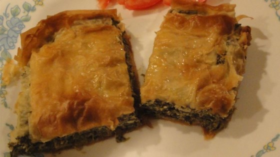 Spinach Pie V