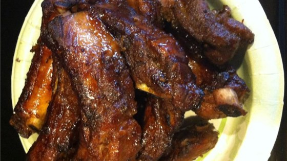 Chinese Five Spice Spare Ribs
