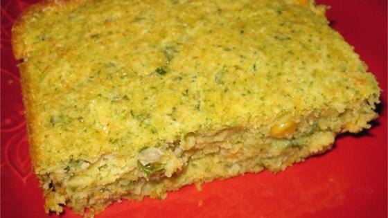 Vegetable Spoon Bread